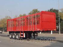 兰田牌JLT9381CCY型仓栅式运输半挂车