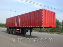 Lantian JLT9381XXY box body van trailer