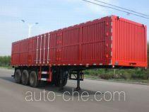 Lantian JLT9382XXY11 box body van trailer
