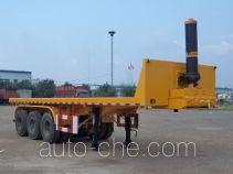 Lantian JLT9404ZZXP flatbed dump trailer