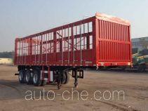 兰田牌JLT9405CCY型仓栅式运输半挂车