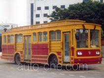 Реплика старинного автобуса