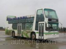 金陵牌JLY6111SB型双层观光客车