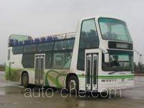 金陵牌JLY6111SBK型双层观光客车