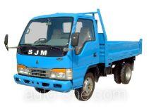 Jiuma JM2310D low-speed dump truck