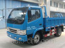 九马牌JM2815D型自卸低速货车