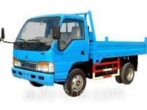 Jiuma JM4015D low-speed dump truck