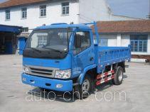 九马牌JM4015DⅡ-1型自卸低速货车