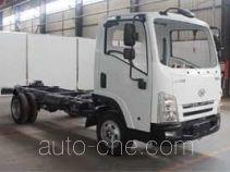 Qiling JML1040CD5 light truck chassis
