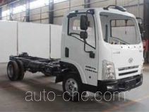 Qiling JML1041CD light truck chassis