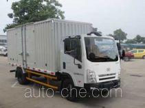 Qiling JML5041XXYCD box van truck