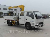 Jiangling Jiangte JMT5040JSQXSG2 truck mounted loader crane