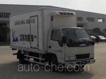 Jiangling Jiangte JMT5040XLCXG2 автофургон рефрижератор