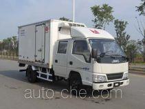 江铃江特牌JMT5040XLCXSG2型冷藏车