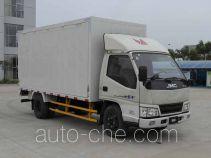 江铃江特牌JMT5040XSHXG2型售货车