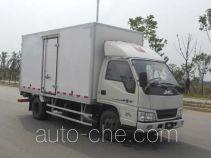 江铃江特牌JMT5040XXYXGE2型厢式运输车