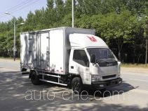 Jiangling Jiangte JMT5042XXYXGA2 box van truck