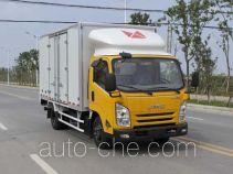 江铃江特牌JMT5045XXYXG2型厢式运输车