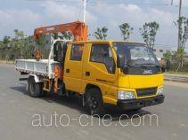 Jiangling Jiangte JMT5060JSQXSG2 truck mounted loader crane