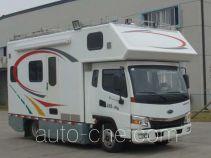 晶马牌JMV5041XLJ型旅居车