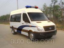 晶马牌JMV5040XQC型囚车