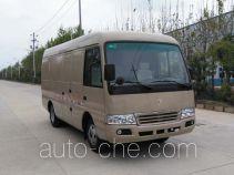 Jingma JMV5043XXY box van truck