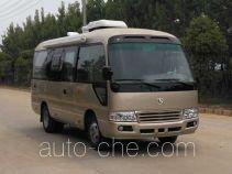 晶马牌JMV5051XLJ型旅居车
