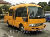 晶马牌JMV5052XGC型工程车