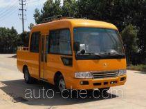 晶马牌JMV5053XGC型工程车