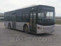 晶马牌JMV6105GRBEV1型纯电动城市客车