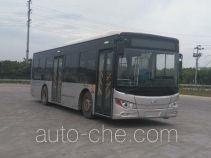 晶马牌JMV6105GRBEV2型纯电动城市客车