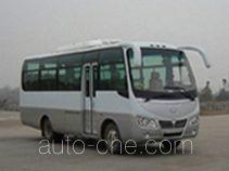 晶马牌JMV6660WDG4型客车
