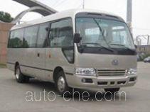 晶马牌JMV6702WDG4型客车