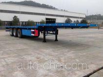 Jingma JMV9400TPBA flatbed trailer
