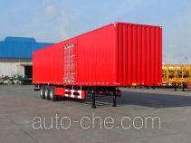 Jingma JMV9400XXYA box body van trailer