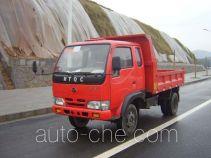 华通牌JN2810PD2型自卸低速货车