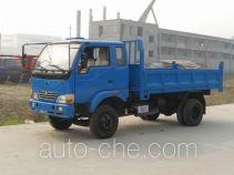 华通牌JN2810PDA型自卸低速货车
