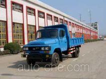 华通牌JN4010CD2型自卸低速货车