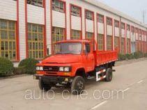 华通牌JN5815CDA型自卸低速货车
