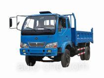 华通牌JN5815PD1型自卸低速货车