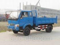 华通牌JN5815PD1A型自卸低速货车