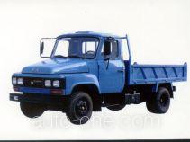 华通牌JN5820CD型自卸低速货车