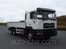 青年曼牌JNP1250FD1型载货汽车