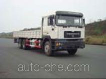 青年曼牌JNP1250FD27型载货汽车
