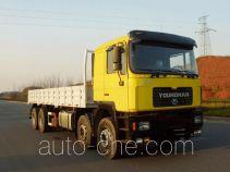 青年曼牌JNP1310FD1型载货汽车