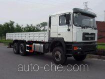 青年曼牌JNP2250FD1型越野载货汽车
