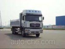青年曼牌JNP3250FD19型自卸汽车