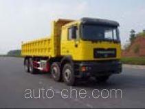 青年曼牌JNP3310FD19型自卸汽车