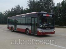 青年牌JNP6120GM型豪华城市客车