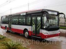 青年牌JNP6120LNG型豪华城市客车